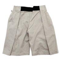 RELAX FIT リラックスフィット|NORTH PADRE ISLAND BEACH Shorts (ベージュ)(ラップショーツ)