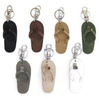 Rainbow Sandals レインボーサンダル|Leather Keychain (キーホルダー)