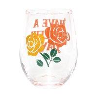 HAVE A GRATEFUL DAY ハブアグレイトフルデイ|TUMBLER GLASS PAIR ROSE (ペアローズ)(グラス タンブラー)