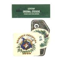 GO HEMP ゴーヘンプ|ORIGINAL STICKERS (Hセット)(ステッカー)