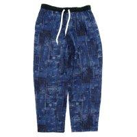 GO HEMP ゴーヘンプ|INDIGO OLD CLOTH NEW DAY PANTS (インディゴ)(イージーパンツ)