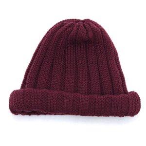 remilla レミーラ|リブニット帽 (ボルド)(ワッチキャップ)