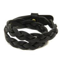 MAGIC THEATER BRAID R. DOUBLE BRACE (BLACK)