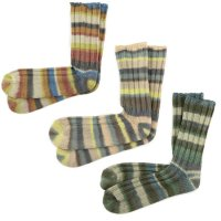 GO HEMP SANTAFE BORDER SOCKS