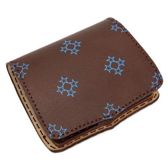 OjagaDesign Short wallet Sylph (Chocolate)