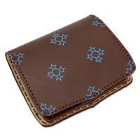 OjagaDesign Short wallet Sylph (Chocolate)