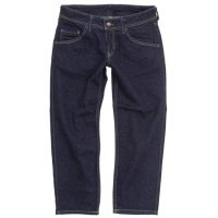 GO HEMP レディース LOOSE CAPRI QUARTER LEGS (ONE WASH)