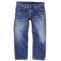 GO HEMP レディース LOOSE CAPRI QUARTER LEGS (USED WASH)