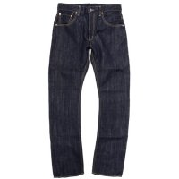GO HEMP BASIC 5POCKET PANTS (ONE WASH)