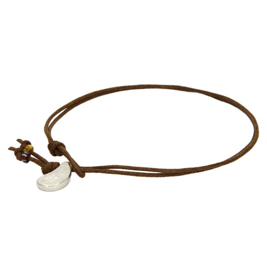 MAGIC THEATER SUN Drops Anklet (BROWN)