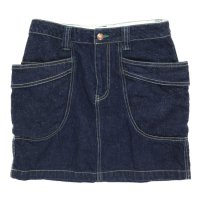 GO HEMP レディース VENDER GIRL MINI (ONE WASH)