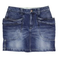 GO HEMP レディース VENDER GIRL MINI (USED WASH)