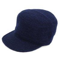 アパレル GO WEST OLD WORK CAP (NAVY)