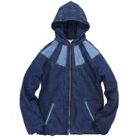 Nasngwam SUNSHINE PARKA (DENIM)