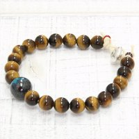 MAGIC THEATER ONE EARTH STONED BRACE (Tiger Eye)