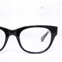 GO WEST × DECOMP EYE WEAR #1033 (BLACK)