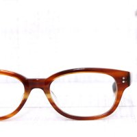 GO WEST × DECOMP EYE WEAR #114 (BROWN)