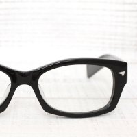 GO WEST × DECOMP EYE WEAR #124 (BLACK)