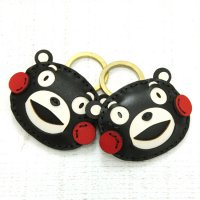 OjagaDesign KUMAMON KEY RING