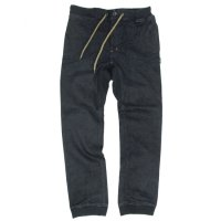 GO HEMP レディース SLIM RIB PANTS (ONE WASH)