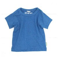 GO HEMP Kodomo BABY TEE (SEA BLUE)