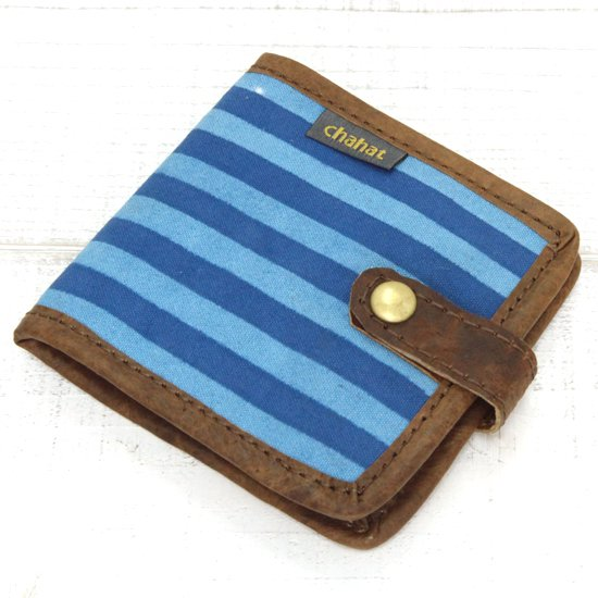 chahat  WALLET (005DC030s-blue)