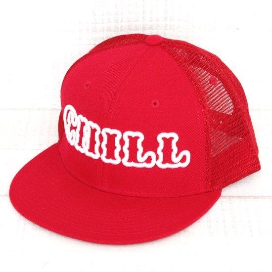 THC CHILL CAP MESH (RED)