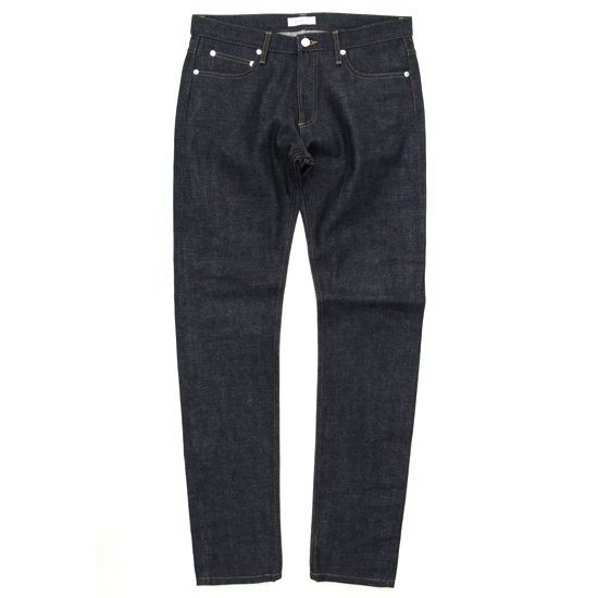 ORDINARY FITS 5POCKET DENIM NARROW FITS (INDIGO)
