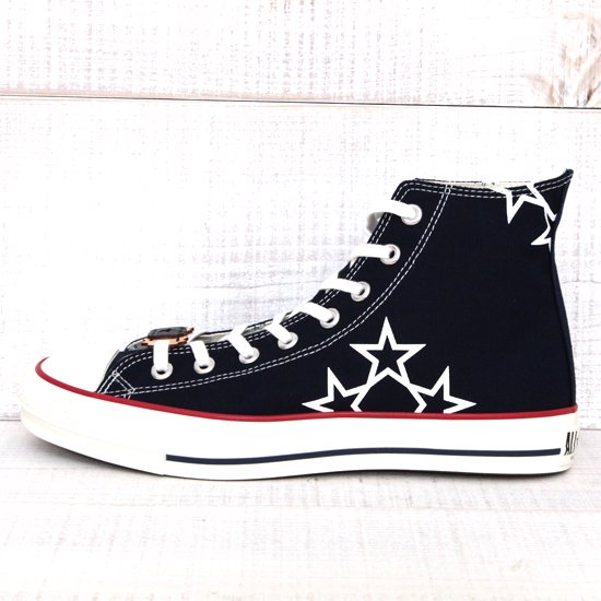 OjagaDesign×CONVERSE ALL STAR (NAVY)