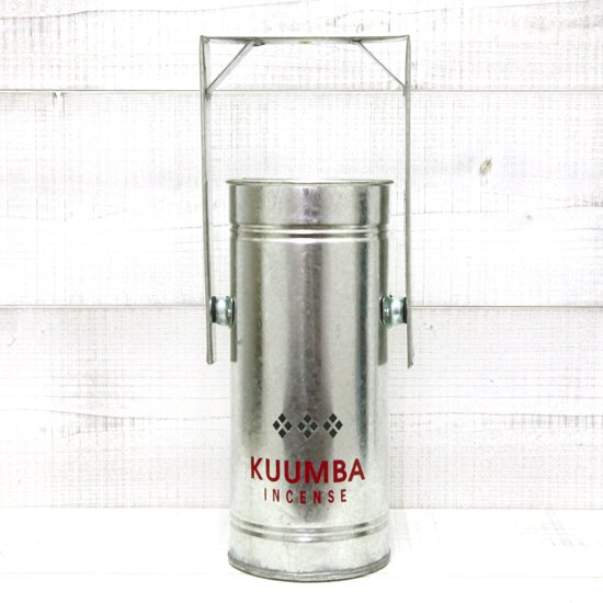 KUUMBA INCENSE BURNER REGULAR (CLEAR)