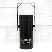 KUUMBA INCENSE BURNER REGULAR (BLACK)