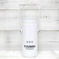 KUUMBA INCENSE BURNER REGULAR (WHITE)