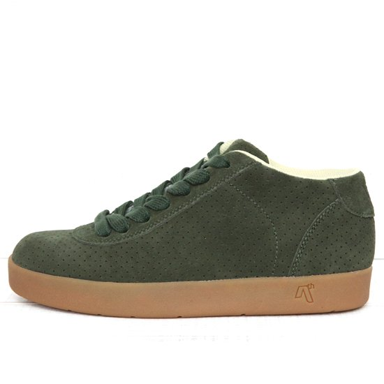 AREth LB (Army Green)(アース スニーカー)