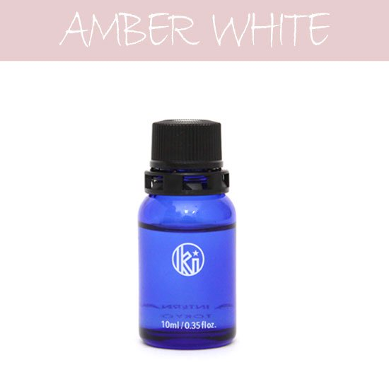 KUUMBA FRAGRANCE OIL 1/4oz (AMBER WHITE)