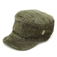 Phatee HALF CAP CORD (BROWN)