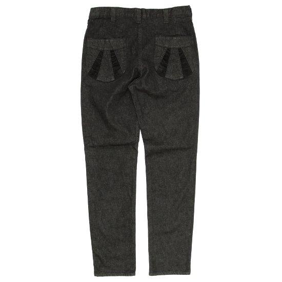 Nasngwam SUNSET PANTS (BLACK)