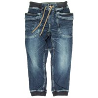 GO HEMP VENDER RIB PANTS (USED WASH)