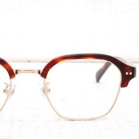 GO WEST × DECOMP EYE WEAR #138 (AKADEMI)
