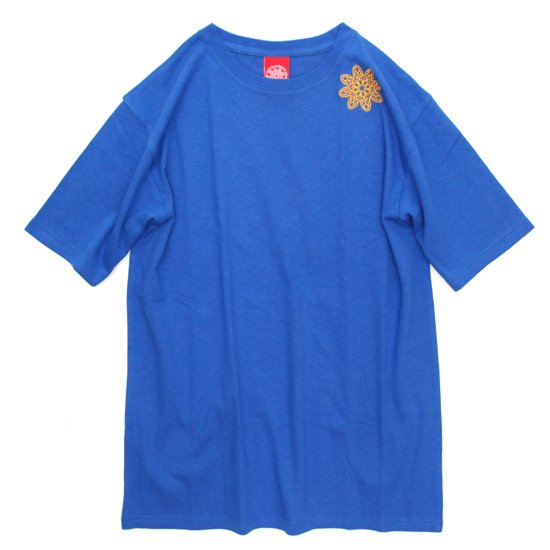 THC ONE HIT TEE SS (BLUE)