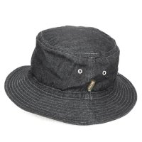 Phatee BUCKET HAT (BLACK DENIM)