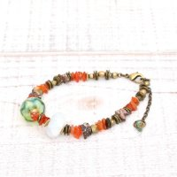 DRAGON PIPE BRACELET (DPB1503E)