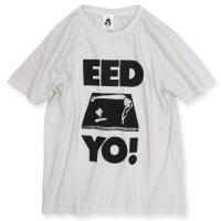 TACOMA FUJI RECORDS EED YO! S/S TEE (ICE GRAY)(タコマフジレコード)