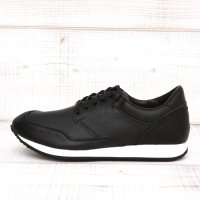 blueover Marty Smooth Leather (Black)