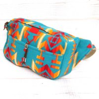 Early Morning DAYLY WAIST BAG L (CONDENSED TURQUOISE)