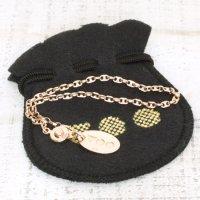VOO BRACELET (PINK GOLD)