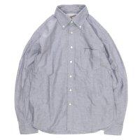 SPINNER BAIT エイタ オックスシャツ (ネイビー)