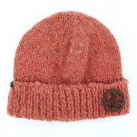 GO HEMP PEACE WATCH CAP (RED2)