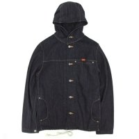 Nasngwam レディース COUNTRY DENIM PARKA II (ONE WASH)