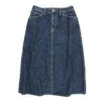 GO HEMP レディース 70's FLEAR SKIRT (USED WASH)