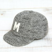 Jackman JM6450 Baseball Cap (Charcoal)